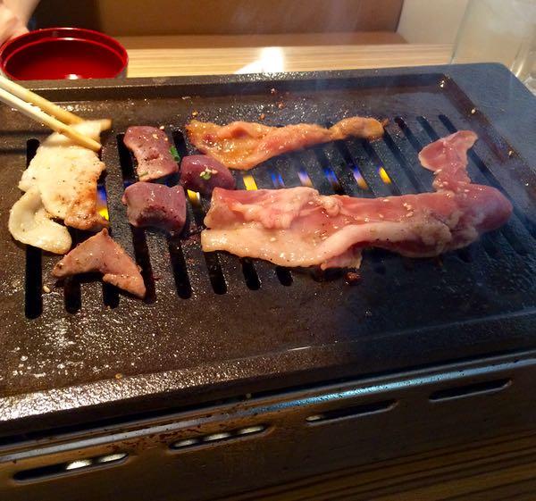 いっぱい歩いた後の焼肉食べ放題は格別! 神保町食肉センター上野店@御徒町
