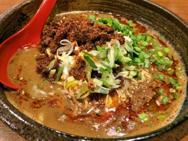 担担麺(2辛)