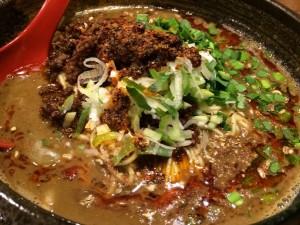 担担麺(2辛UP)