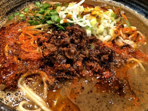 担担麺(5辛)