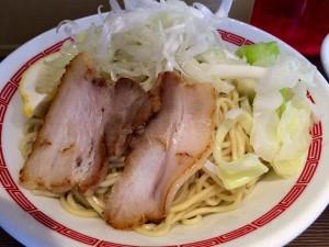 広島つけ麺の麺