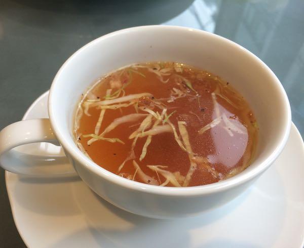 ルー・ド・メール スープ