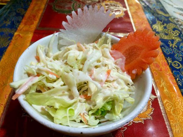 prasadiサラダ