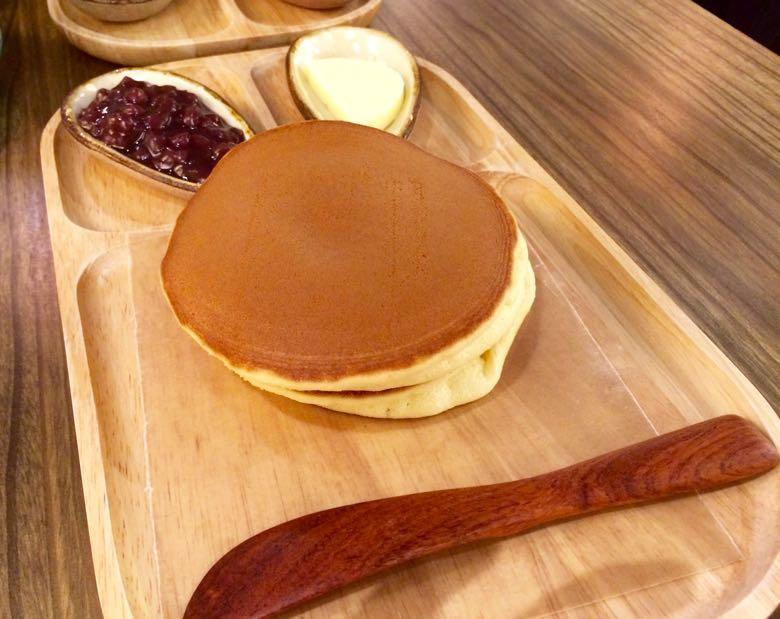 毎日10分間の限定販売!至福の朝はうさぎやカフェのうさパンケーキで!|うさぎやCAFE@御徒町(上野)