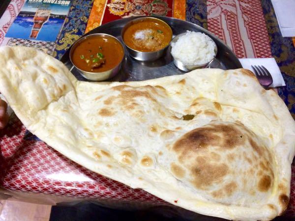 なごみ系インド・ネパール料理屋PRASADI (パルサディ)@御徒町