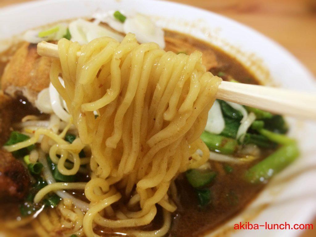 竜一・ラーメン麺