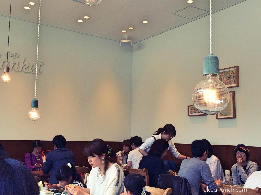 snoopymuseum-cafe内観