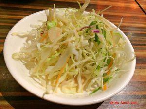 陳家私菜・ランチサラダ