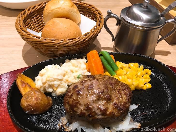 北海道くろまる黒毛牛ハンバーグステーキ