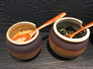 鯛茶STAND_海苔&あられ